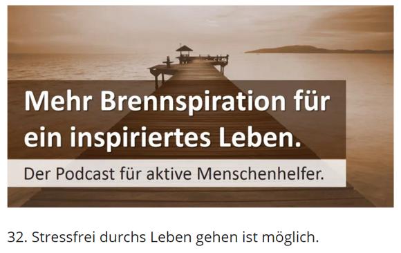 Barbara im Podcast bei Johannes Schulte von inspiriere.de